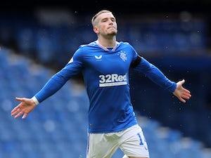 Steve Gerrard admits Rangers have a 'problem' with Ryan Kent's injury