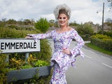 The Vivienne cameo on Emmerdale