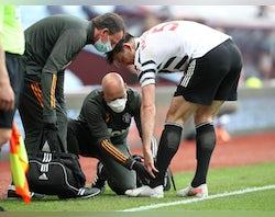 Man United injury, suspension list vs. Leicester
