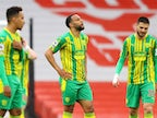 West Bromwich Albion relegated from Premier League
