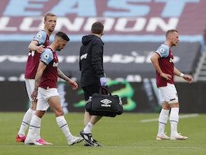 Team News: West Ham without Manuel Lanzini for West Brom clash