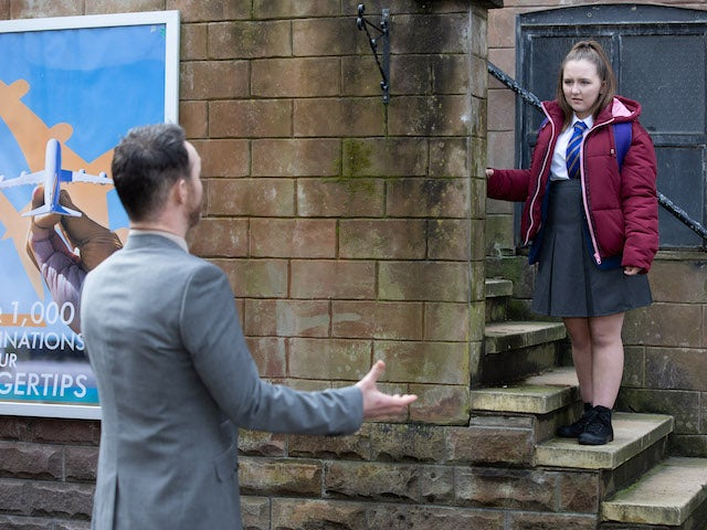 Leah on Hollyoaks on May 18, 2021