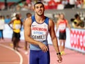 Adam Gemili pictured in October 2019