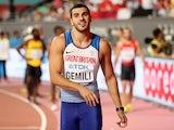 Adam Gemili pictured in October 2019