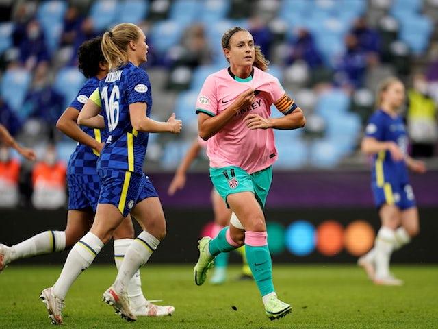 Result: Chelsea Women 0-4 Barcelona Women: Hayes's side lose in Champions League final