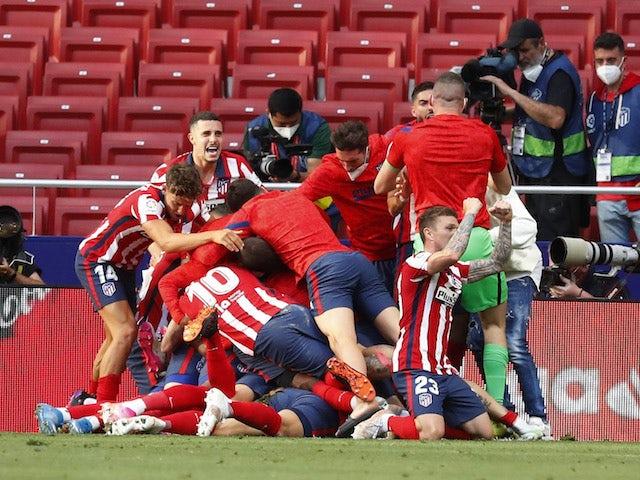 Result: La Liga roundup: Late Suarez winner leaves Atletico on brink of title