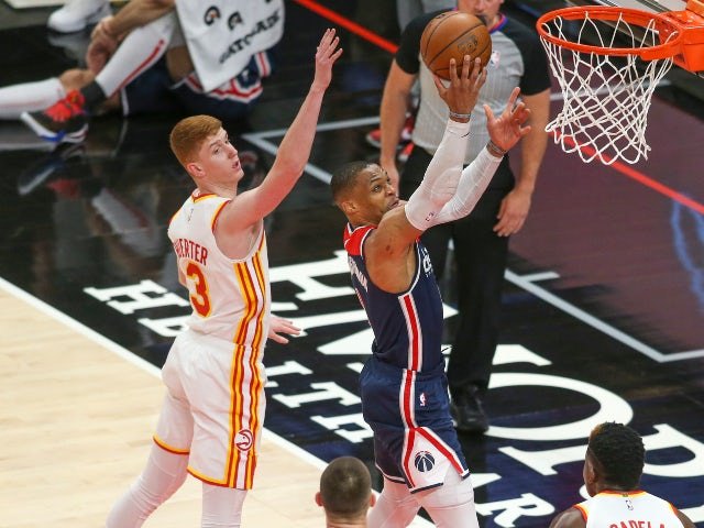 NBA roundup: Russell Westbrook sets NBA record in Wizards defeat