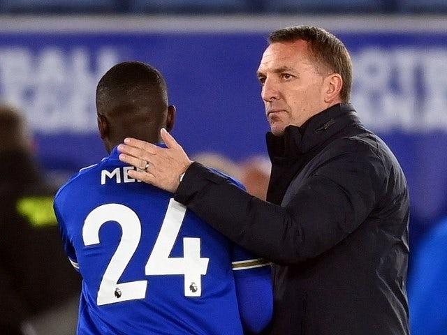 Brendan Rodgers 'looking forward' to second Chelsea battle