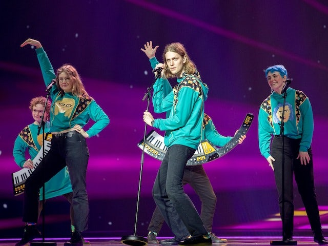 Eurovision: Iceland, Austria stand out on day three of rehearsals