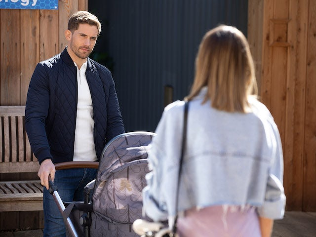 Brody on Hollyoaks on May 26, 2021