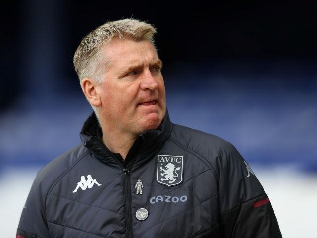 Dean Smith: 'Aston Villa have made great progress this season'