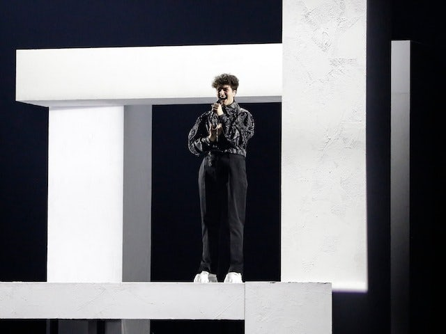 Eurovision: Final 10 countries qualify, including Switzerland, Bulgaria and Iceland