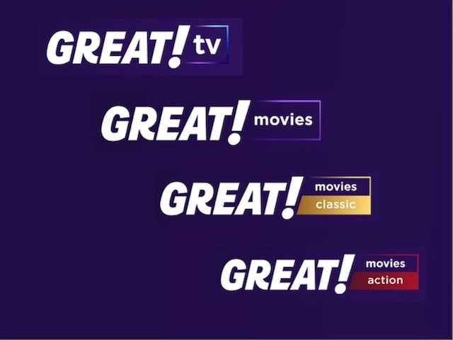 Sony's UK channels to rebrand as Great!