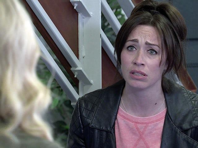 Shona on the second episode of Coronation Street on May 26, 2021