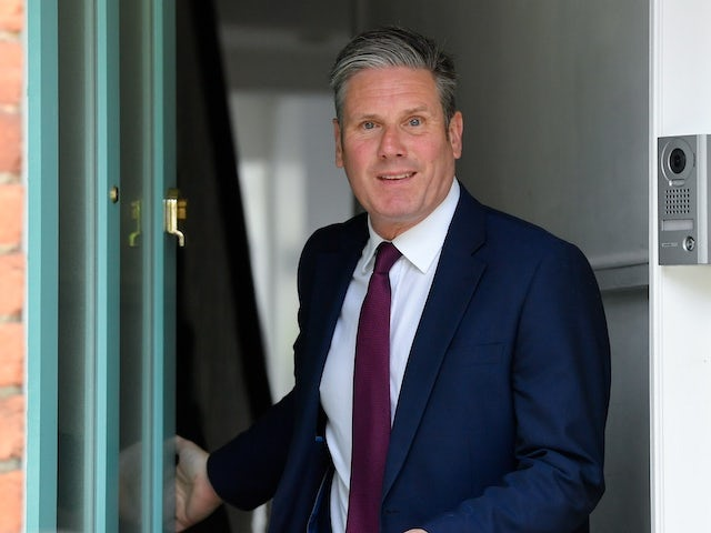 Labour leader Keir Starmer signs up for Piers Morgan interview