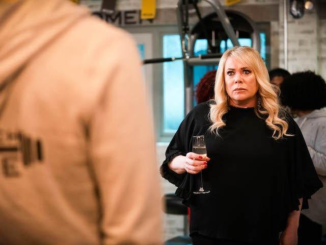 Sharon on EastEnders on May 25, 2021