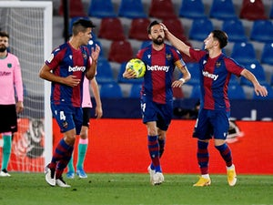 Levante 3-3 Barcelona: Blaugrana suffer major blow in title bid