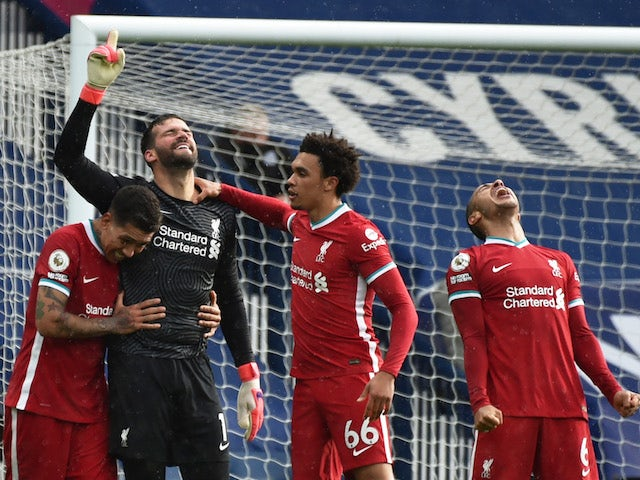 Alisson: 'I cannot be more happy than I am now'