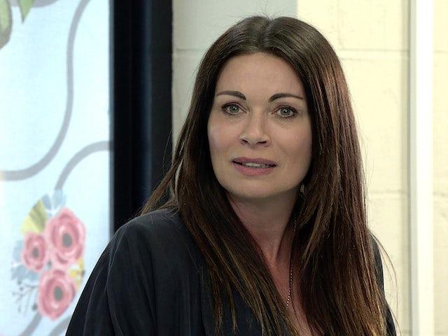 Carla on Coronation Street on June 4, 2021