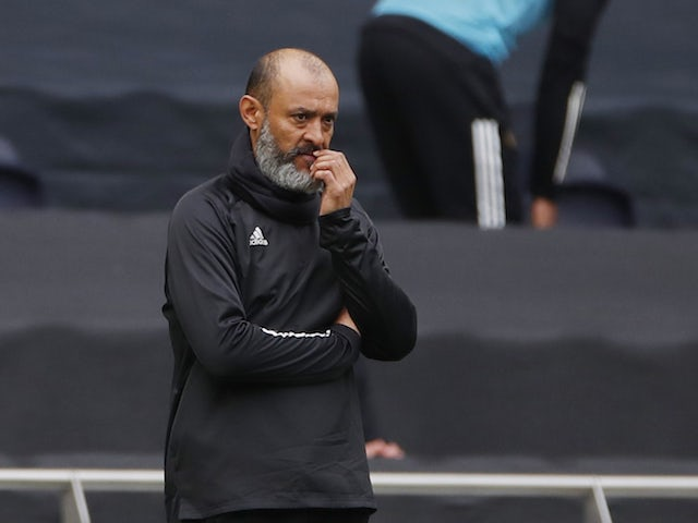 Everton 'going head-to-head with Palace for Nuno'