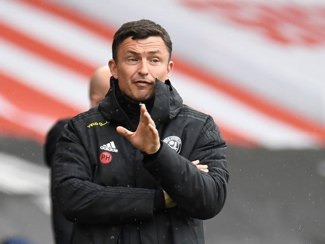 Paul Heckingbottom: 'There was a flatness at Sheffield United'