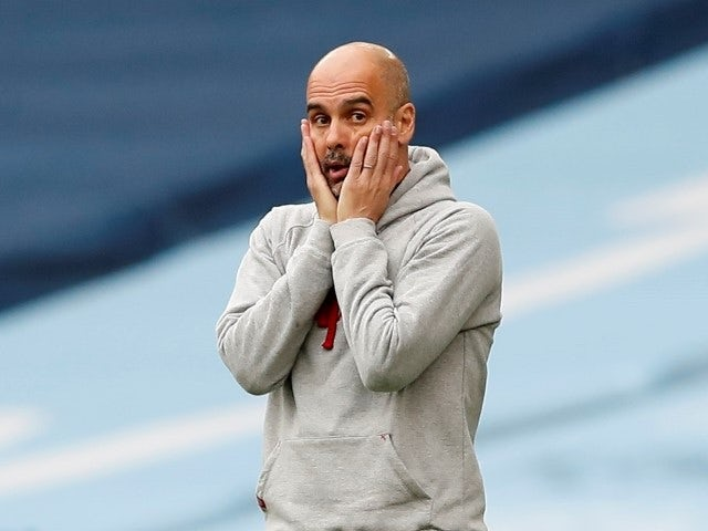 Pep Guardiola: 'Man City will have to suffer to win the CL'