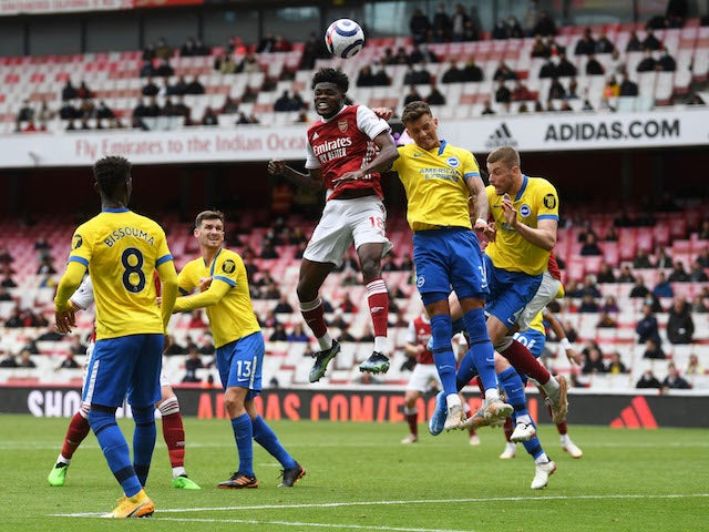 Result: Arsenal 2-0 Brighton: Gunners fail to qualify for Europe despite win