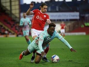 Barnsley 0-1 Swansea: Andre Ayew gives Swans semi-final advantage