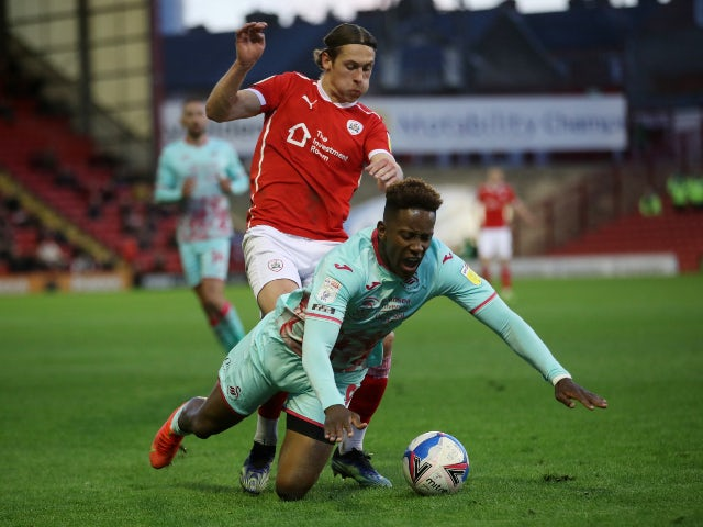 Result: Barnsley 0-1 Swansea: Andre Ayew gives Swans semi-final advantage
