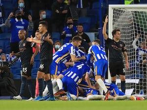 PL roundup: Brighton stun Man City, Chelsea get revenge on Leicester