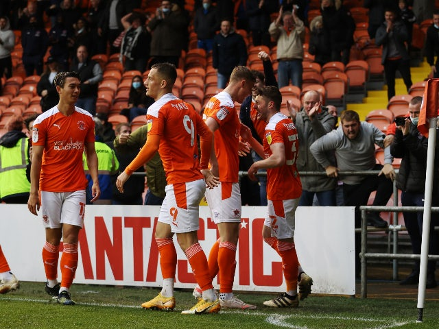 Result: Blackpool 3-3 Oxford: Seasiders march to playoff final