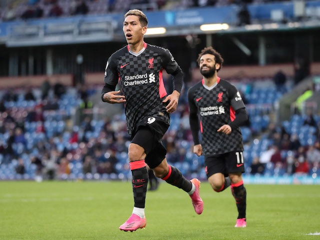 Result: Burnley 0-3 Liverpool - highlights, man of the match, stats