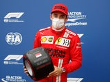 Charles Leclerc pictured in May 2021