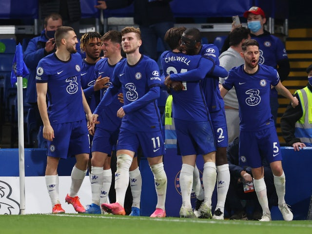Result: Chelsea 2-1 Leicester - highlights, man of the match, stats