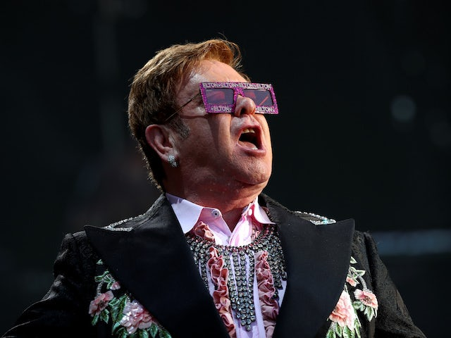 Sir Elton John 'to appear on new series of RuPaul's Drag Race UK'