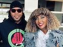 Flo Rida and Senhit at Eurovision 2021