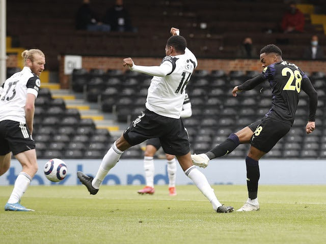 Result: Fulham 0-2 Newcastle: Joe Willock scores in seventh straight game