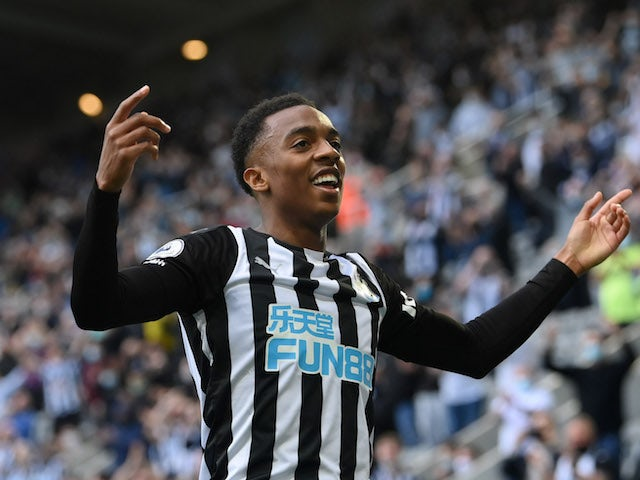 Newcastle 'increasingly confident of re-signing Willock'