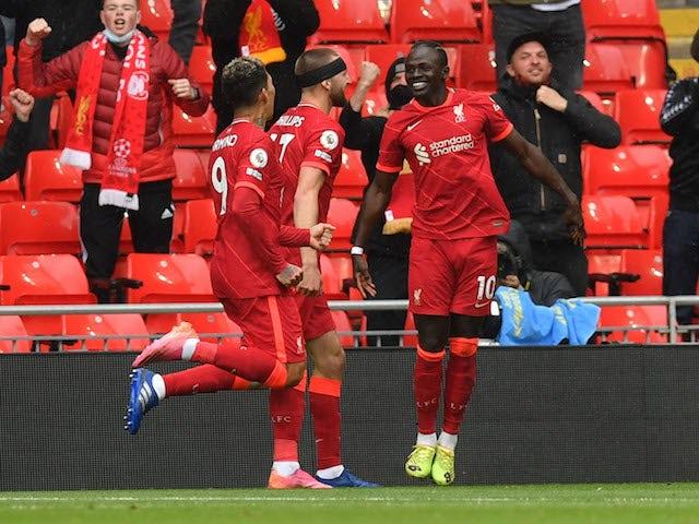 Liverpool 2021-22 Premier League fixtures in full