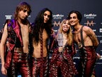 Eurovision winners Maneskin heading for third UK chart hit