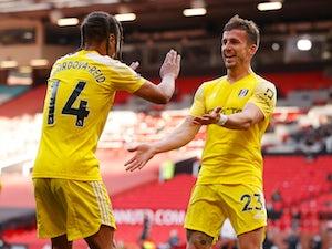 Man United 1-1 Fulham: Cavani stunner cancelled out by Joe Bryan