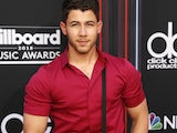 Nick Jonas pictured in May 2018