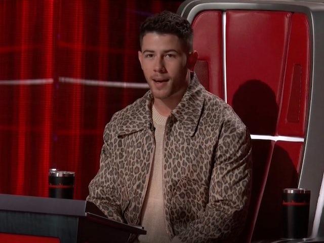 Nick Jonas reveals he cracked rib in biking accident