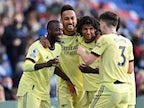 Result: Crystal Palace 1-3 Arsenal: Gunners too strong for hosts at Selhurst Park