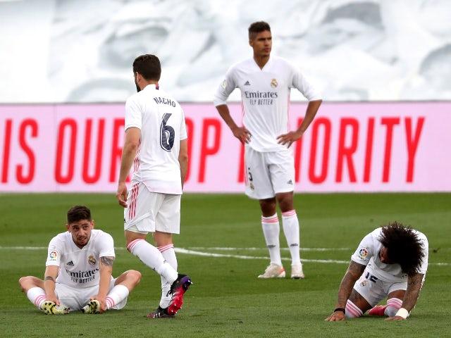 Result: Real Madrid 2-1 Villarreal: Los Blancos relinquish La Liga title
