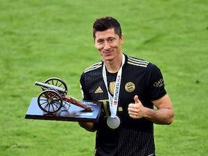 Robert Lewandowski fuels speculation over Bayern future