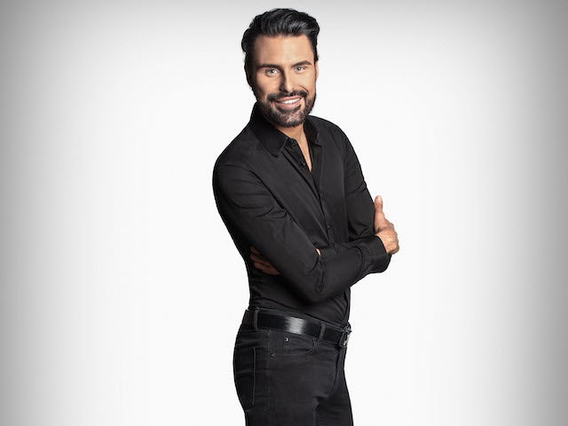 Rylan Clark-Neal 'returning to work with new podcast series'