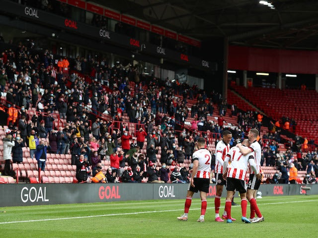 Result: Sheffield United 1-0 Burnley: Blades end tough season on a high note