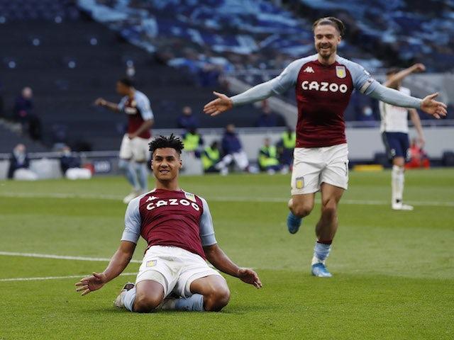 Result: Tottenham 1-2 Aston Villa: Spurs see Europa League hopes take a hit