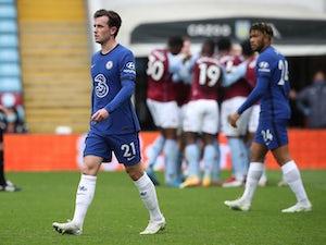 Aston Villa 2-1 Chelsea: Blues claim fourth despite loss at Villa Park